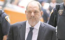 Harvey Weinstein, sentenciado a prisión por abuso sexual