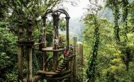 Jardín de Edward James en Xilitla es reconocido en los Great Gardens of the World